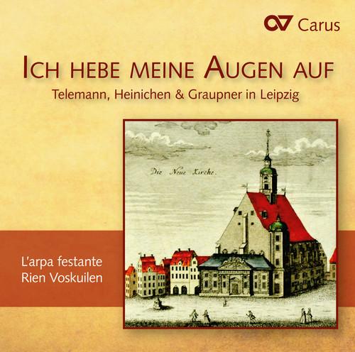 Telemann Heinichen & Graupner in Leipzig