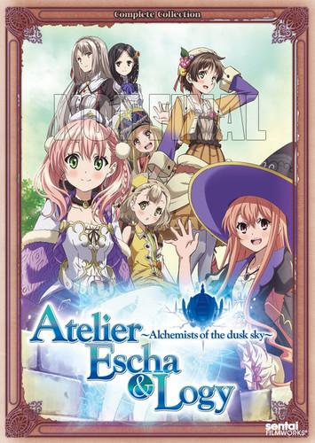 Atelier Escha & Logy: Alchemists of the Dusk Sky