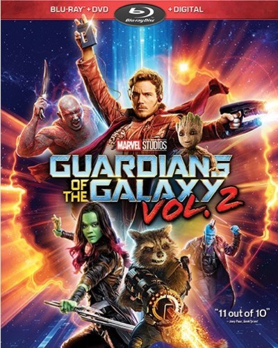 Guardians of the Galaxy Vol. 2 [Blu-ray/DVD]