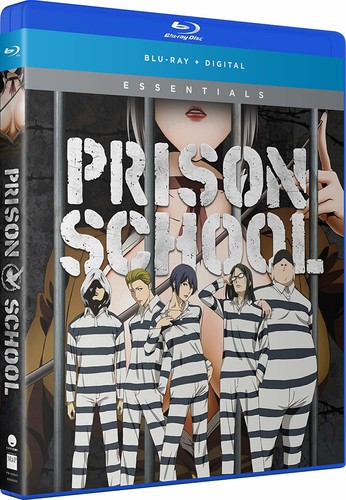 Prison School: Complete Series - Essentials
