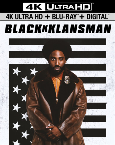 BlacKkKlansman [4K Ultra HD Blu-ray/Blu-ray]