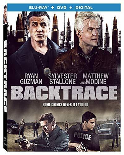 Backtrace [Blu-ray/DVD]