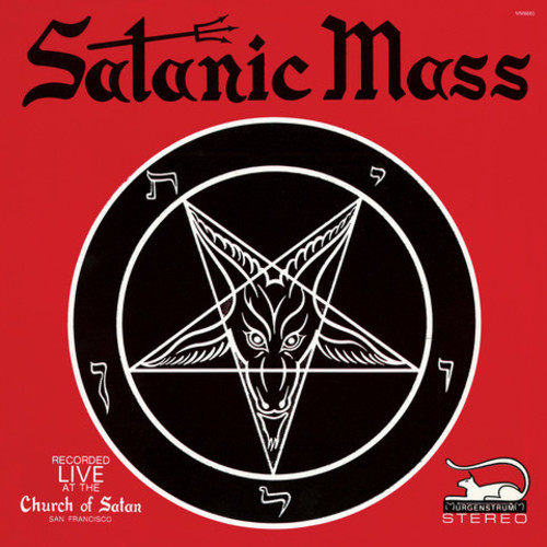 Satanic Mass , Anton Lavey