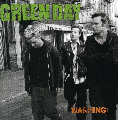 Green Day-Warning: