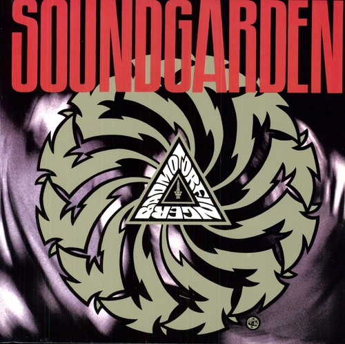 Badmotorfinger [Import]