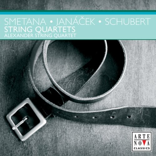 String Quartets of Middle Europe