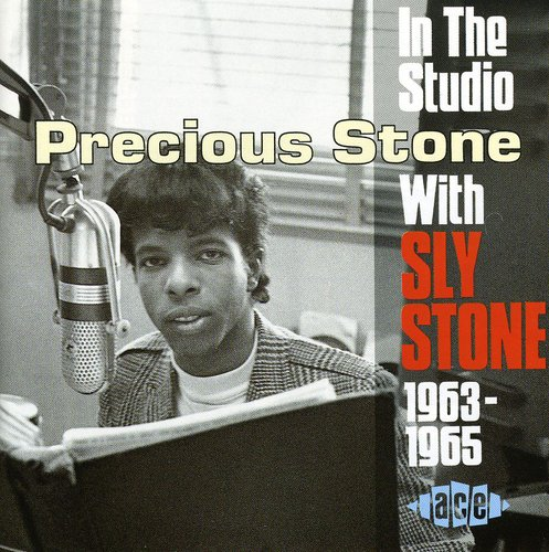Precious Stone: In the Studio with Sly Stone [Import]