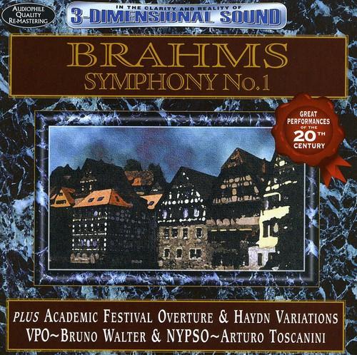 Brahms: Symphony 1