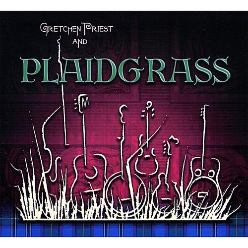Gretchen Priest and Plaidgrass