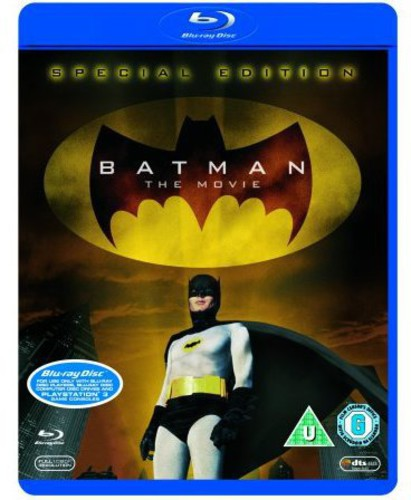Batman the Movie [Import]