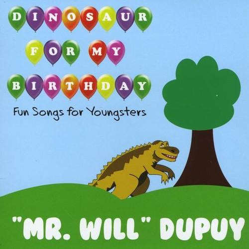 Dinosaur for My Birthday