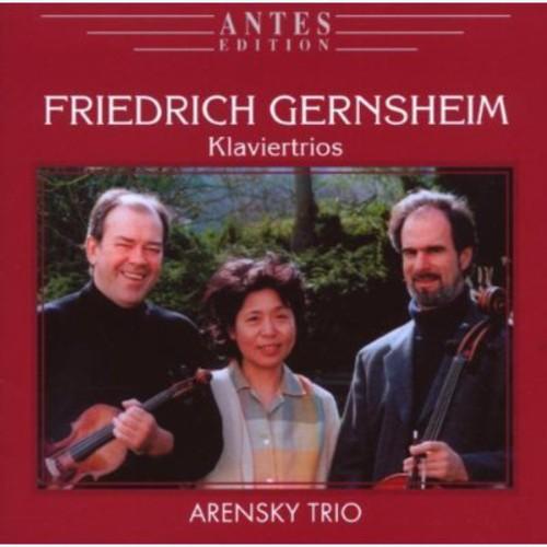Klaviertrios Von Gernsheim