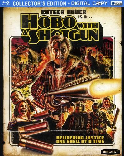 Hobo With a Shotgun [Blu-ray][Collector's Edition]