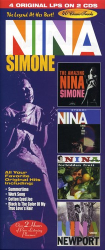 Simone, Nina : Legend at Her Best