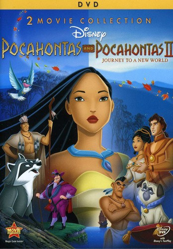 Pocahontas / Pocahontas II: Journey to a New World : 2-Movie Collection