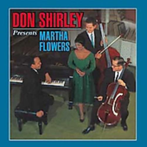 Don Shirley Presents Martha Flowers