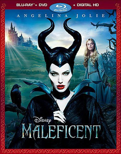 Maleficent [2 Discs] [Blu-ray/DVD]