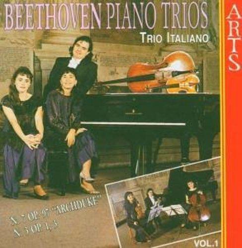 Piano Trios 3 & 7