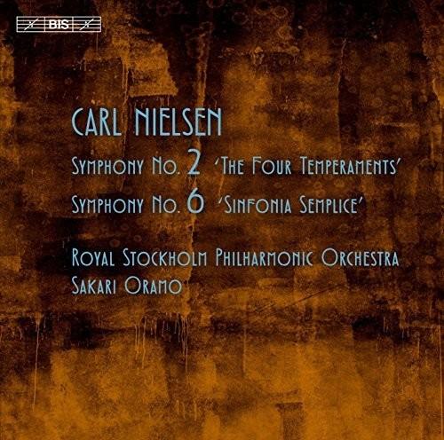 Symphonies Nos. 2 & 6