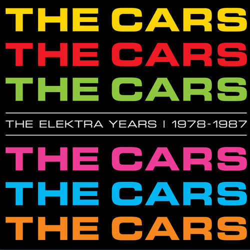 The Elektra Years 1978-1987 (CAB)