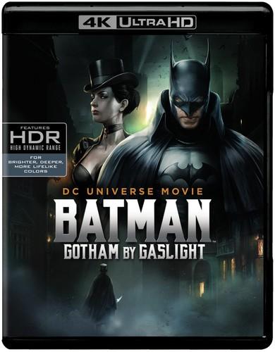 Batman: Gotham by Gaslight [4K Ultra HD Blu-ray/Blu-ray]