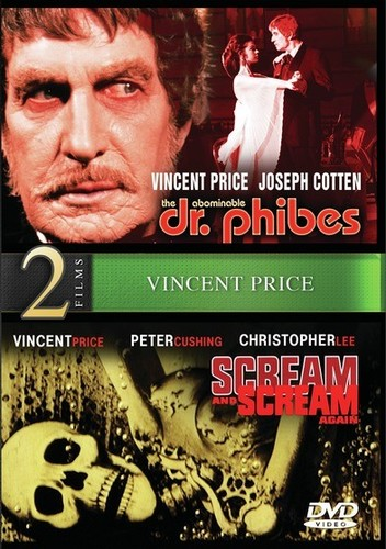 The Abominable Dr. Phibes /  Scream and Scream Again