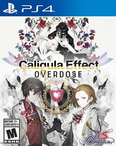Caligula Effect: Overdose for PlayStation 4