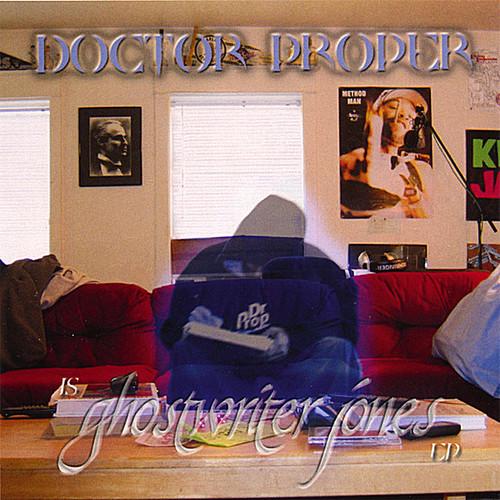 Ghostwriter Jones EP