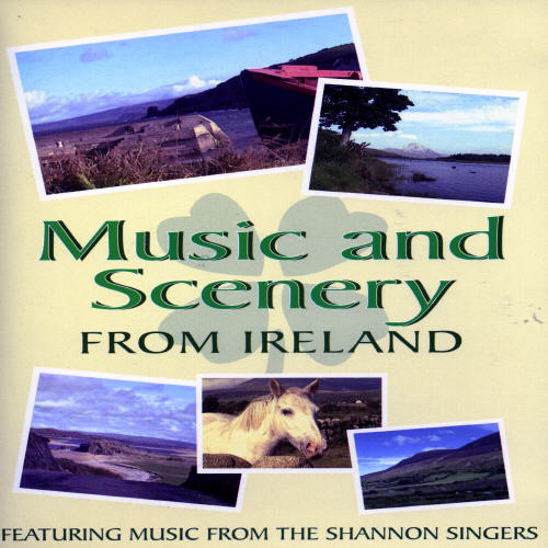 Music & Scenery from Ireland [Import]
