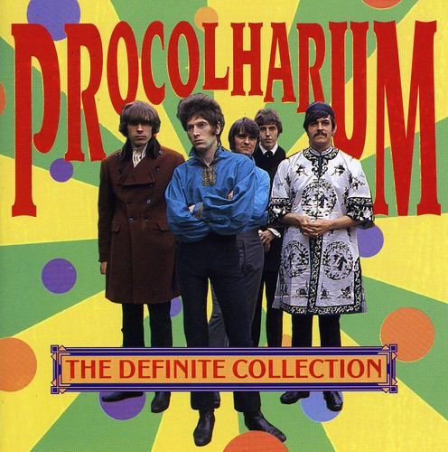 Definite Collection  Procal Harum [Import]