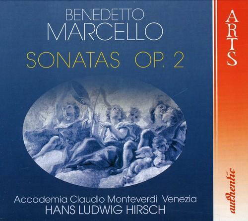 Sonatas Op 2
