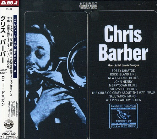 Chris Barber [Import]