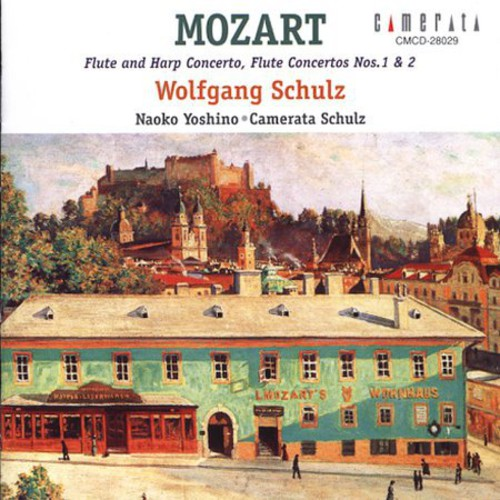 Flute & Harp Concerto /  Flute Concertos 1 & 2