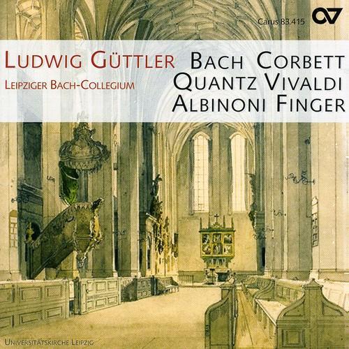 Ludwig Guttler Plays Bach Vivaldi Finger