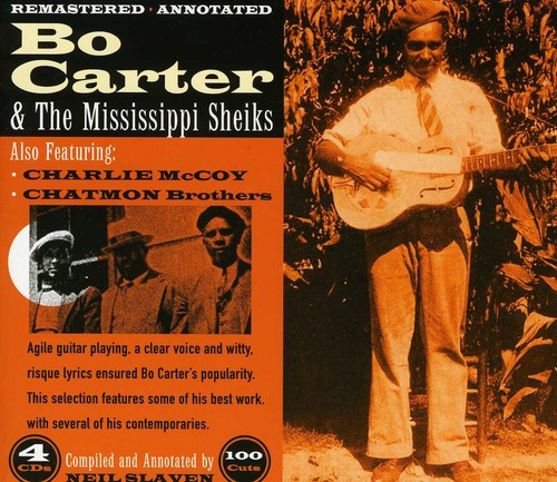 Bo Carter and The Mississippi Sheiks