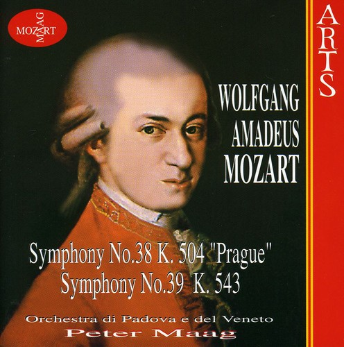Symphonies 38 & 39