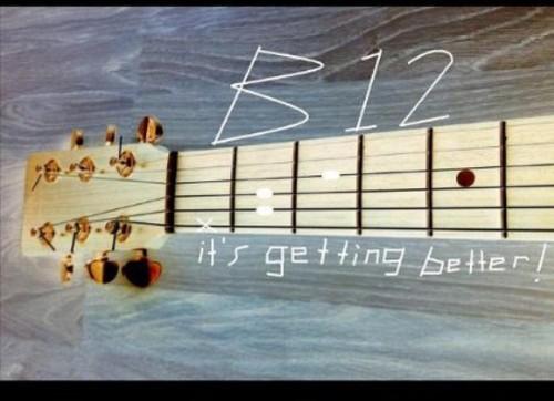B12 It's Getting Better!