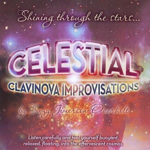 Celestial Clavinova Improvisations
