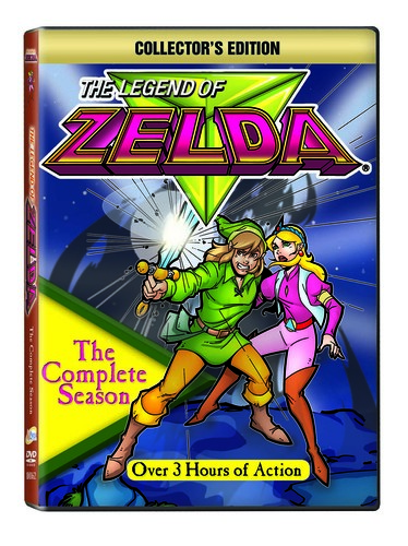 The Legend of Zelda: The Complete Season