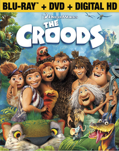 Croods [2 Discs] [Blu-ray/DVD]