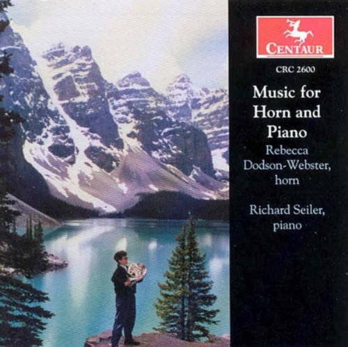 Music for Horn & Piano /  Various