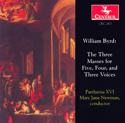 3 Masses for 5 4 & 3 Voices