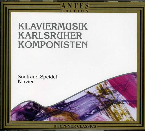 Klaviermusik Karlsruher Komponisten