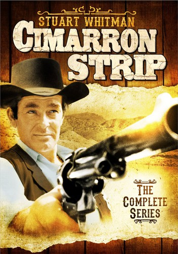 Cimarron Strip: The Complete Series
