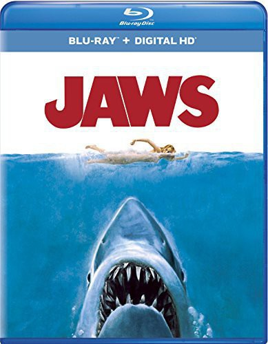 Jaws [UltraViolet] [Blu-ray]