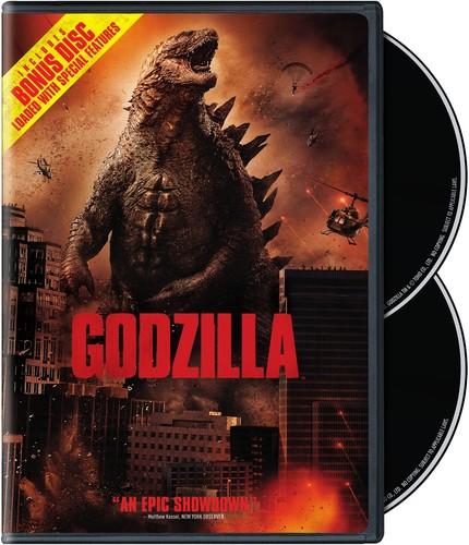 Godzilla [2 Discs] [UltraViolet]