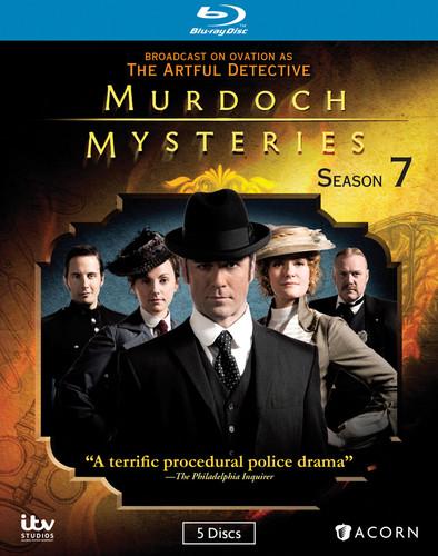 Murdoch Mysteries: Season 07