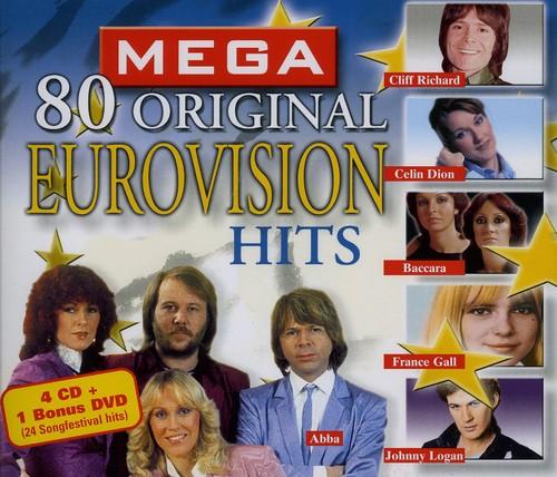 80 Original Eurovision Hits [Import]