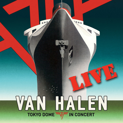 Van Halen-Tokyo Dome In Concert