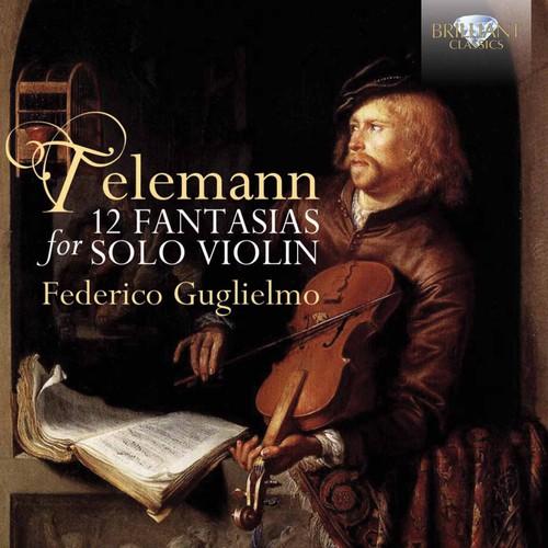 12 Fantasias for Violin Solo